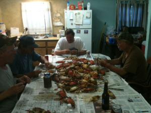 2012 Perch Harvest